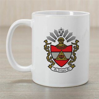 Phi Sigma Phi Greek Crest Coffee Mug