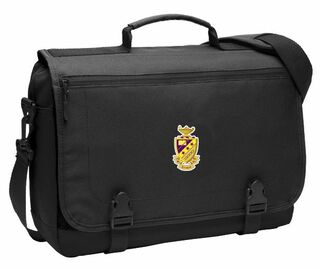 Phi Sigma Pi Messenger Briefcase