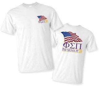 Phi Sigma Pi Patriot Limited Edition Tee