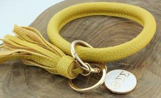 Phi Sigma Sigma Bangle Keychain