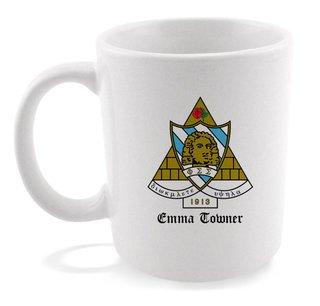 Phi Sigma Sigma Coffee Mug