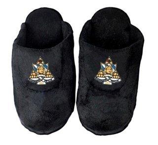 Phi Sigma Sigma Crest Slippers