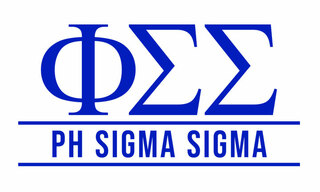 Phi Sigma Sigma Custom Sticker - Personalized