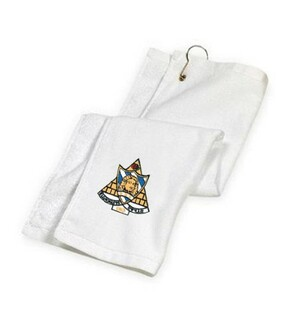DISCOUNT-Phi Sigma Sigma Golf Towel