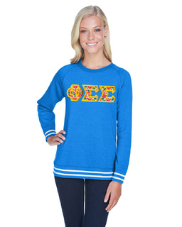 Phi Sigma Sigma J. America Relay Crewneck Sweatshirt