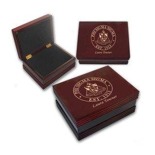 Phi Sigma Sigma Keepsake Box