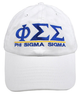 Phi Sigma Sigma World Famous Line Hat