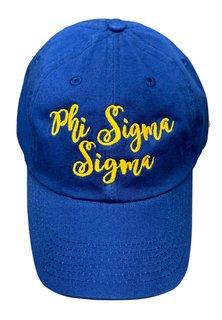 Phi Sigma Sigma Magnolia Skies Ball Cap