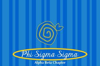Phi Sigma Sigma Mascot Tablecloth