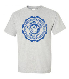 Phi Sigma Sigma Old Style Classic T-Shirt