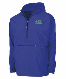 Phi Sigma Sigma Pack-N-Go Pullover