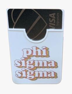 Phi Sigma Sigma Retro Koala Pouch