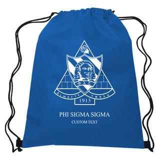 Phi Sigma Sigma Sports Pack Bag