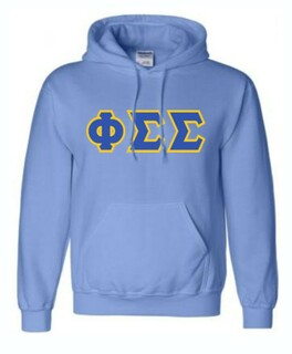Phi Sigma Sigma Sweatshirts Hoodie