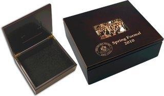 Phi Sigma Sigma Treasure Box