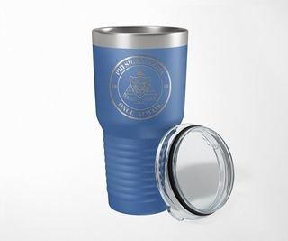 Phi Sigma Sigma Seal Tumbler