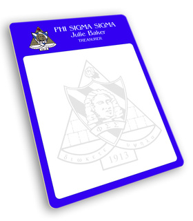 Phi Sigma Sigma Wipe Erase