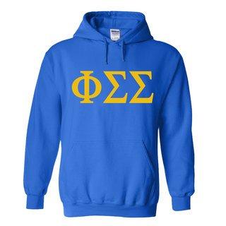 Phi Sigma Sigma World Famous $25 Greek Hoodie