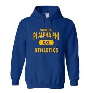 Pi Alpha Phi Athletics Hoodie