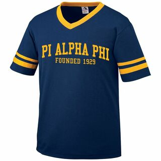 Pi Alpha Phi Founders Jersey
