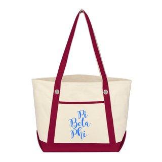 Pi Beta Phi Melody Tote Bag