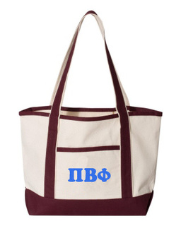 Pi Beta Phi Sailing Tote Bag
