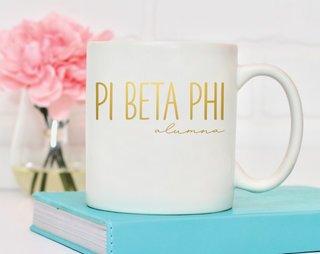 Pi Beta Phi Alumna Mug