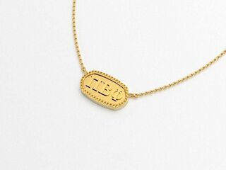 Pi Beta Phi Athena Necklace
