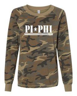Pi Beta Phi Camo Crew