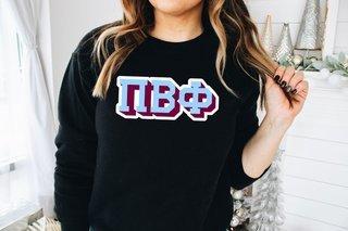 Pi Beta Phi City Greek Sweatshirt