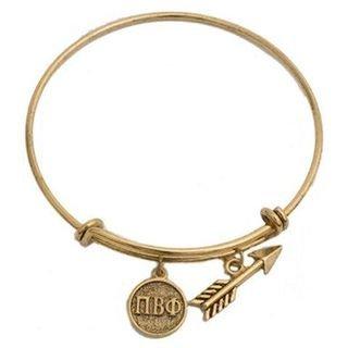 Pi Beta Phi Expandable Bracelet
