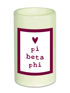 Pi Beta Phi Flameless Candle