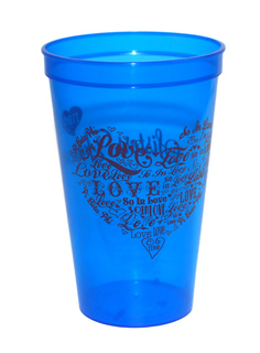 Pi Beta Phi Giant Plastic Cup
