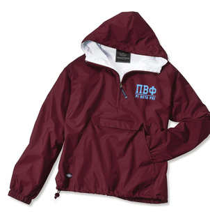Pi Beta Phi Greek Letter Anoraks