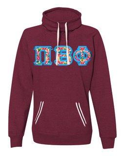 Pi Beta Phi J. America Relay Cowlneck Sweatshirt