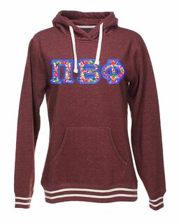Pi Beta Phi J. America Relay Hooded Sweatshirt