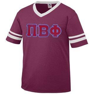 Pi Beta Phi Jersey With Custom Sleeves