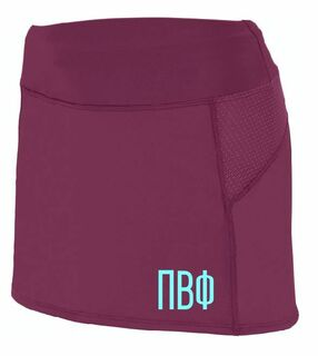 Pi Beta Phi Ladies' Femfit Skort
