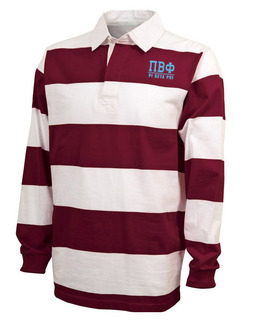 Pi Beta Phi Lettered Rugby