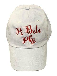 Pi Beta Phi Magnolia Skies Ball Cap