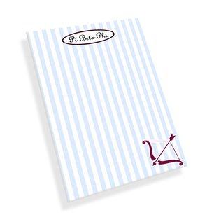Pi Beta Phi Mascot Notepad