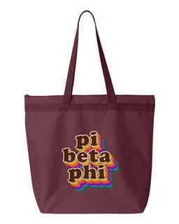 Pi Beta Phi Maya Tote Bag