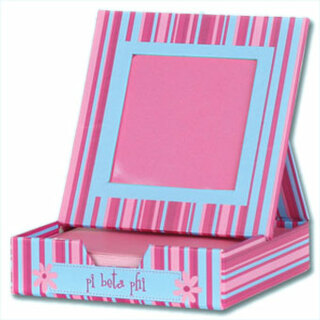 Pi Beta Phi Memo Box With Frame