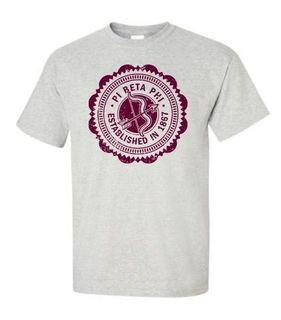 Pi Beta Phi Old Style Classic T-Shirt