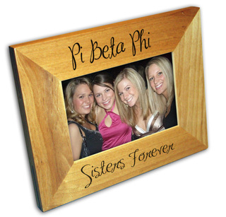 Pi Beta Phi Picture Frames