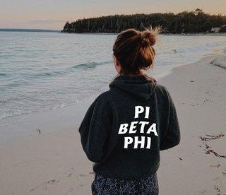 Pi Beta Phi Social Hoodie