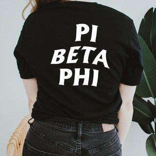 Pi Beta Phi Social Tee