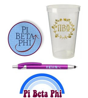 Pi Beta Phi Sorority For Starters Collection $9.99