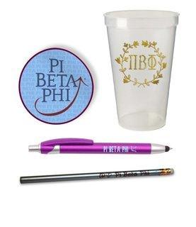 Pi Beta Phi Sorority Mascot Set $8.99