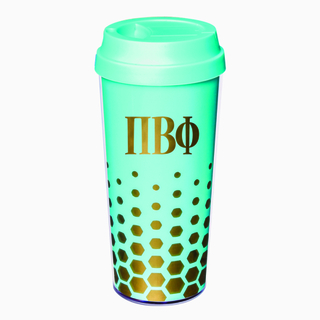 Pi Beta Phi Sparkle Coffee Tumblers